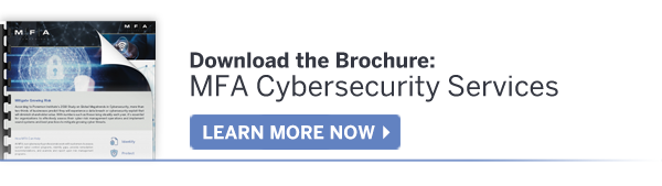 Download MFA's Cybersecurity Brochure